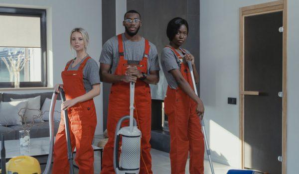 equipa de serviço de limpeza Lisboa